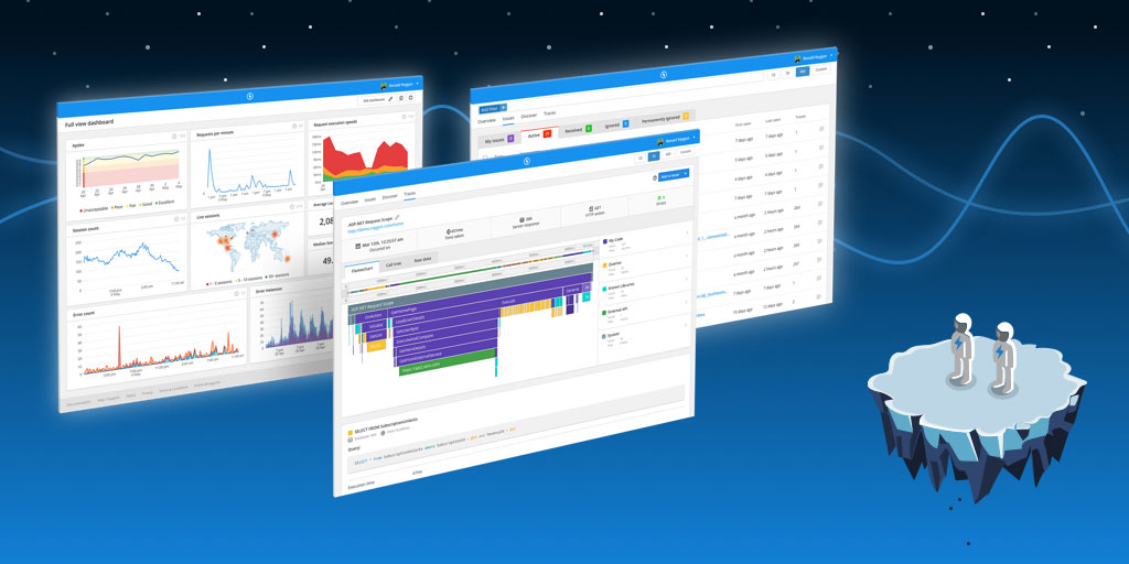 Feature image for Raygun Application Performance Monitoring is here