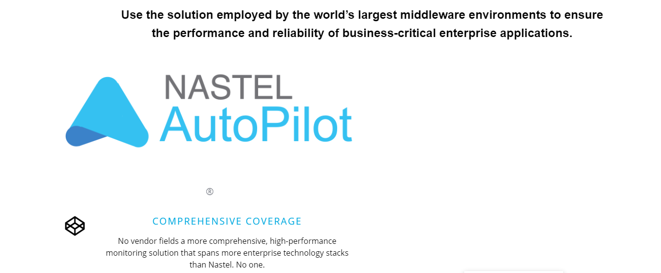 AutoPilot is an APM tool to consider