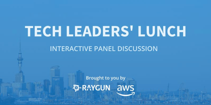 Highlights from the Raygun and AWS tech leaders' panel: Closing the gap between code and customer featured image.