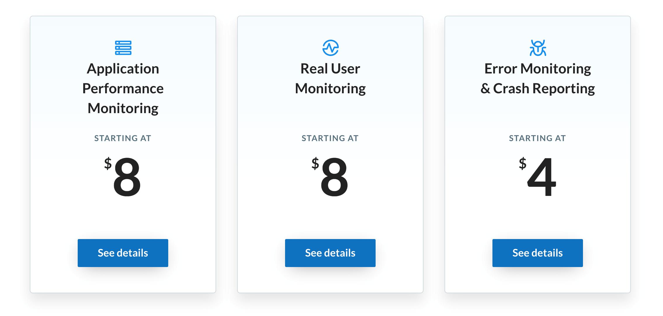 Raygun pricing raygun.com/pricing