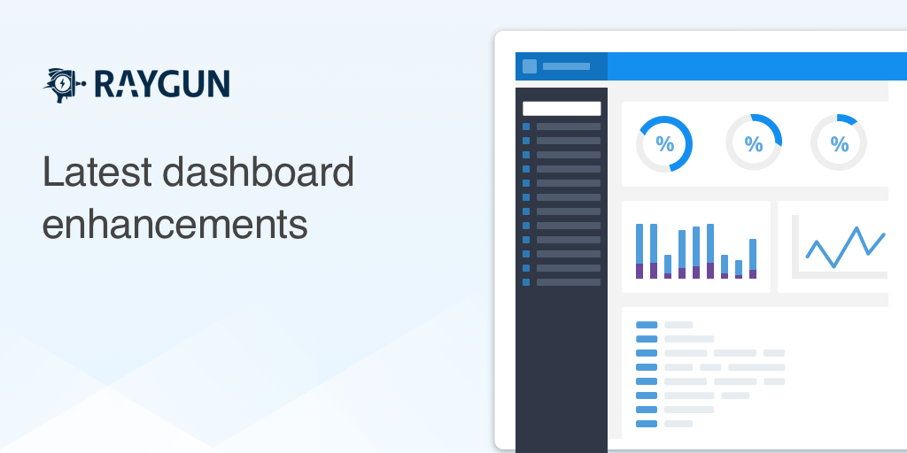 Announcing the latest dashboard enhancements featured image.