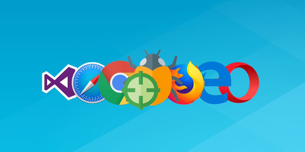 The complete guide to debugging JavaScript in major browsers featured image.