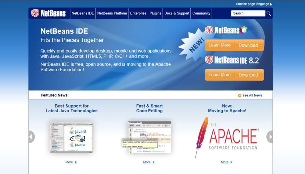 NetBeans is a Java debugging tool