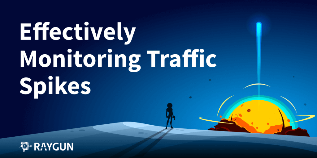 Control the chaos - The importance of monitoring traffic spikes featured image.