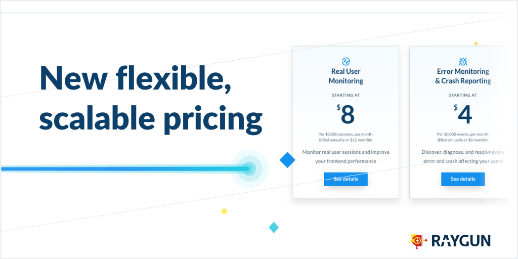 Announcing flexible, scalable pricing for modern tech teams featured image.