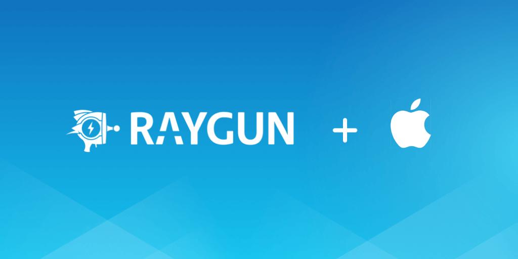 Nuevo proveedor Raygun4Apple