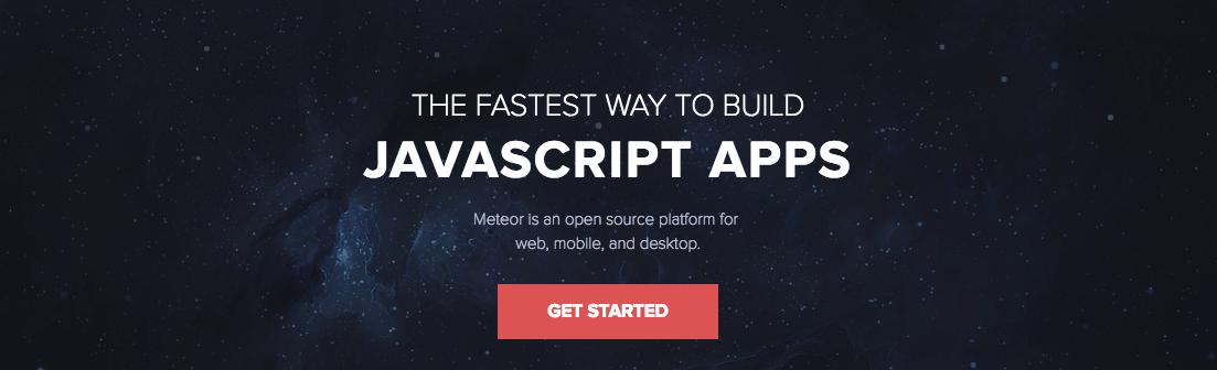 Marco popular de JavaScript: Meteor