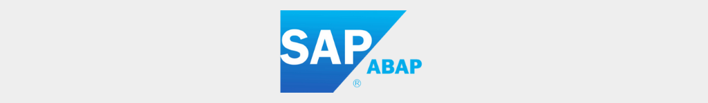 ABAP is a popular programming language