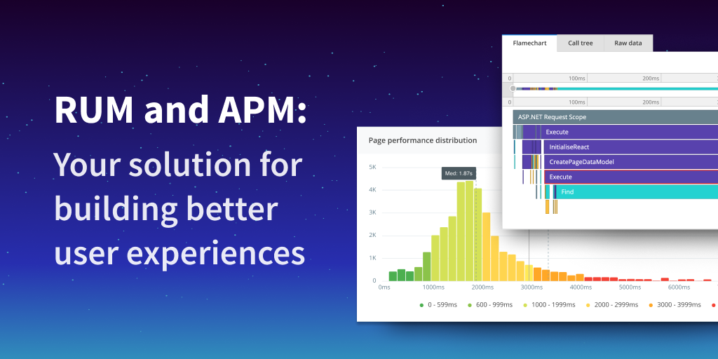 RUM and APM: Your solution for building better user experiences featured image.