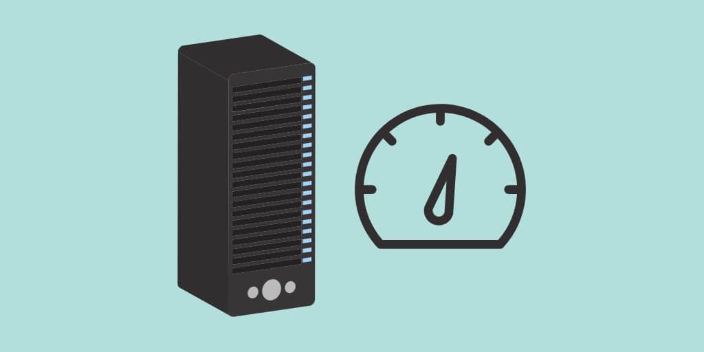 métricas de rendimiento del servidor 2018