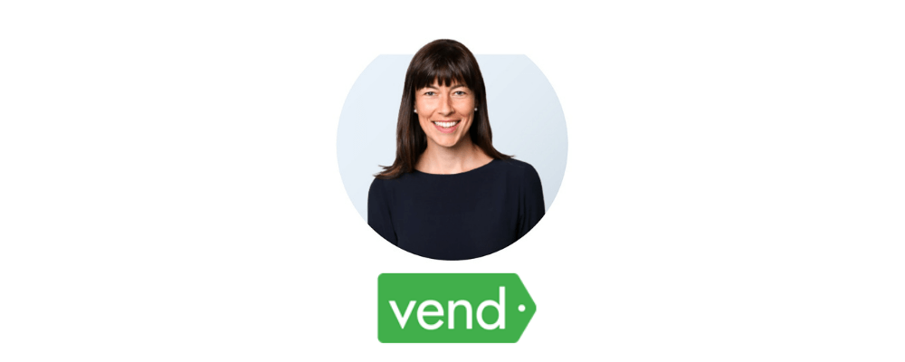 Acting CEO of Vend, Ana Wight