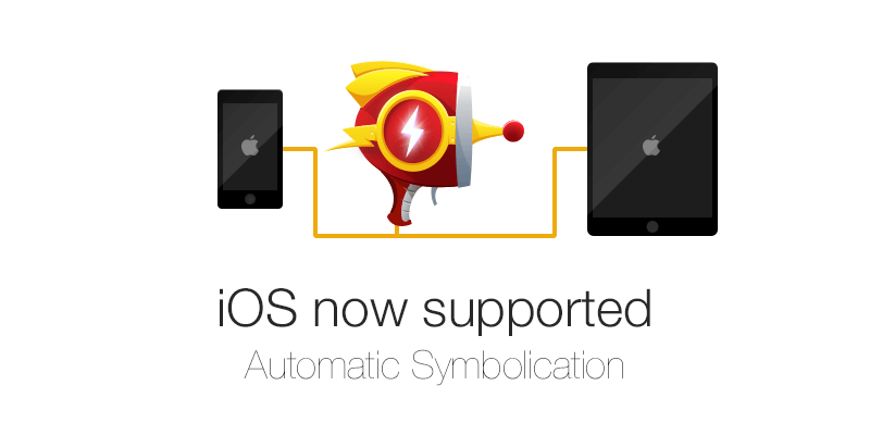 iOS Crash Reporting comes to Raygun with automatic symbolication