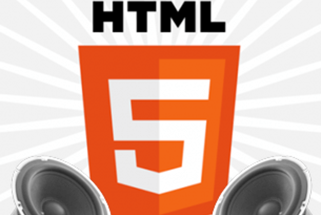 Feature image for HTML5 Audio – tips & tricks