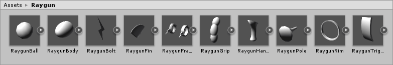 Build a Raygun in Unity 3D · Raygun Blog
