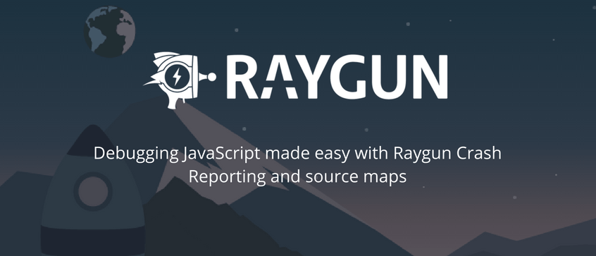 debugging JavaScript with source maps and Raygun Crash Reporting