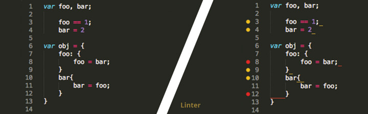 linter-vs-no-linter