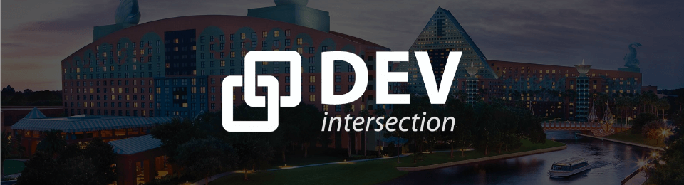 DevIntersection review 2106 - banner image
