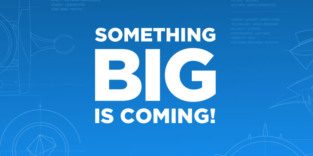 Feature image for Something big is coming soon from Raygun