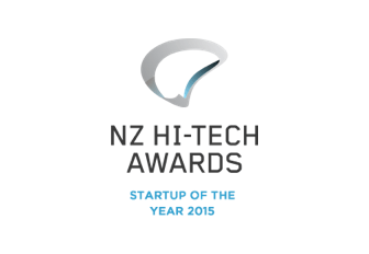 NZ Startup of the year - 2015