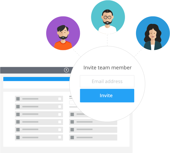 Invite your team members to use Raygun